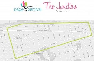 the junction map